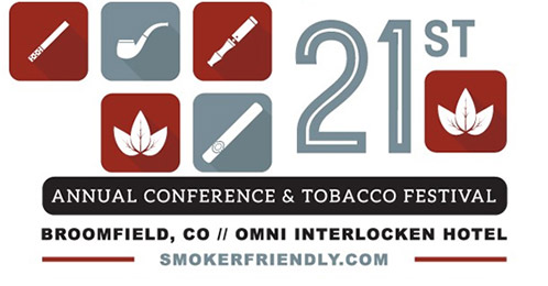 Smoker friendly conference and tobacco festival