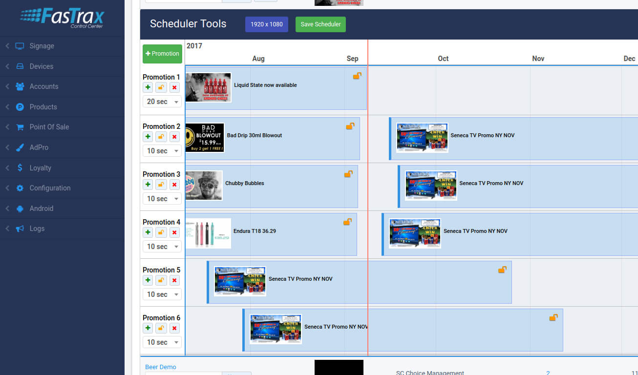 Schedular Tools Screenshot