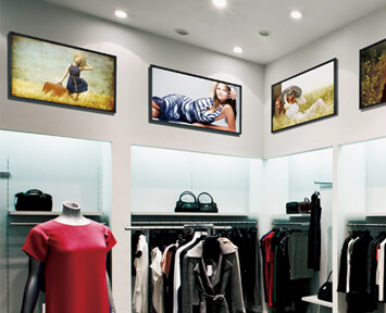 Retail shop image